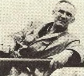 Alexander Shebuyev, one of the coaches of soviet rowing team.
