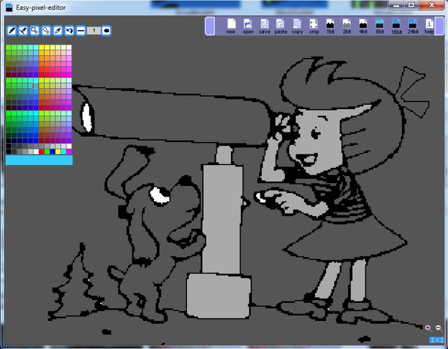 Easy Pixel Editor