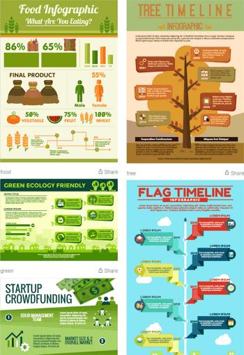 5 инструментов для создания инфографики