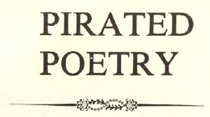 Pirated Poetry