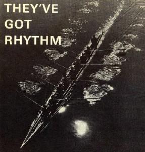 They've got rhythm