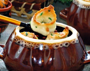 Russian Cuisine: Kundyubki or Bear's Ears