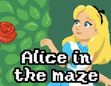 alice in the maze