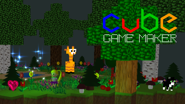 Cube Game Maker