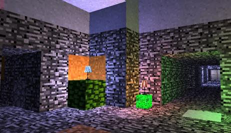 Cube Maze Escape