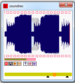 Sound Recorder Cutter
