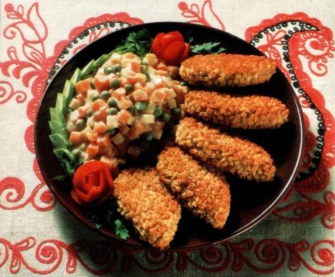 Pozharsky Cutlets