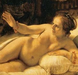 The Secret of Rembrandt's Danae