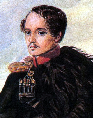 Paintings by Lermontov