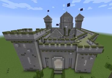 Замок для майнкрафт